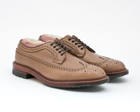 Alden Natural Chromexcel Longwing (97873C)