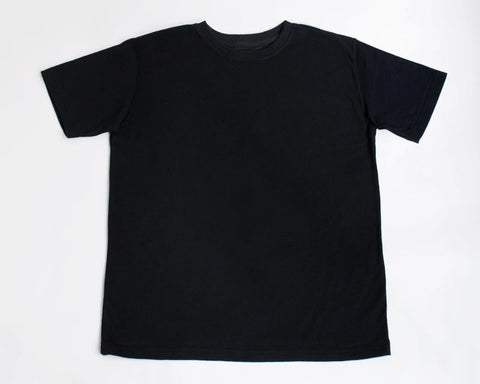 Winn Perry & Co. Short Sleeve Crew (Black)