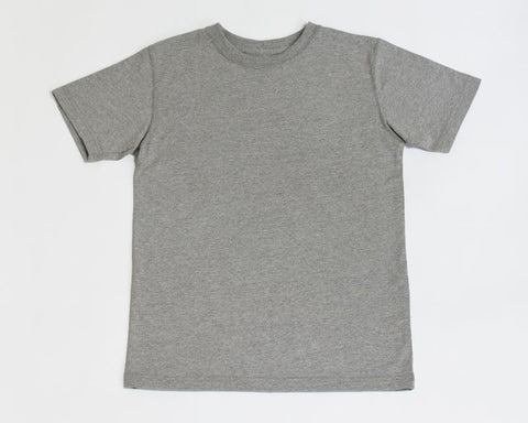 Winn Perry & Co. Short Sleeve Crew (Heather)