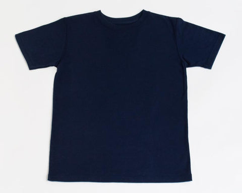 Winn Perry & Co. Short Sleeve Crew (Navy)
