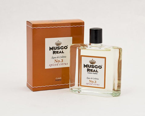Musgo Real Cologne (Spiced Citrus)