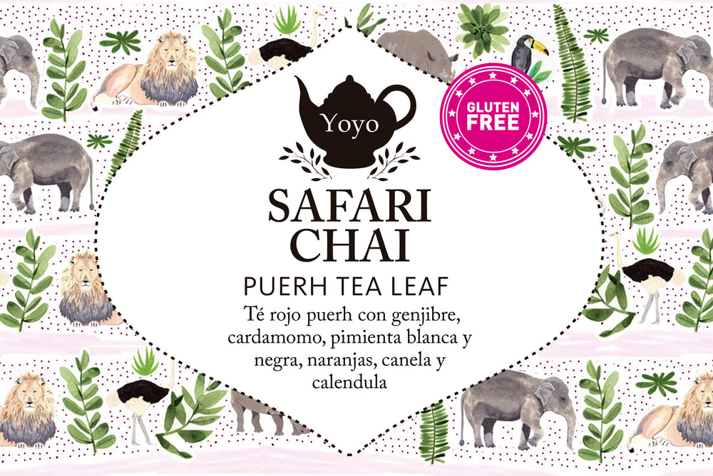 SAFARI CHAI