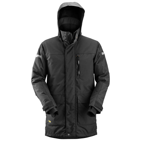 Snickers Workwear 1800 AllroundWork - WATERPROOF INSULATED PARKA