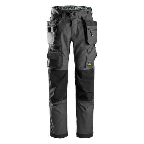 Snickers Workwear 6923 FlexiWork - Floorlayer Trousers With Holster Pockets