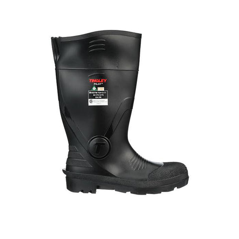 Tingley - Pilot Rubber Safety Work Boot