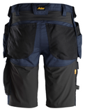Snickers Workwear 6141- Stretch Shorts & Holster Pockets