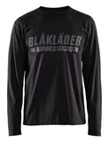 Blaklader Long Sleeve Logo T-Shirt