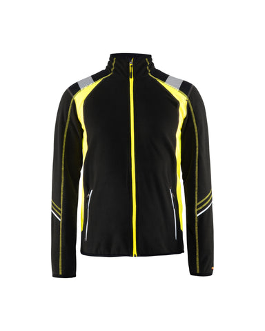 Blaklader  Hi-Vis Micro Fleece Jacket