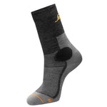 Snickers Workwear 9215 AllroundWork  37.5 Wool Mid Socks - **2 PAIRS**