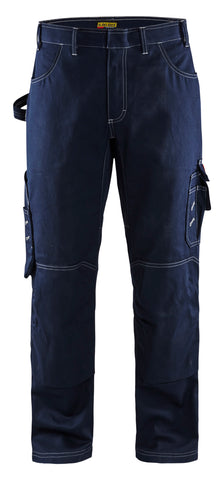 Blaklader FR Pants Without Utility Pockets - Flame Resistant Work Wear