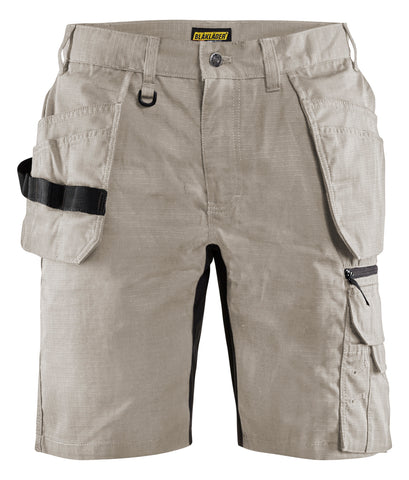 Blaklader Rip-Stop Shorts With Utility Pockets