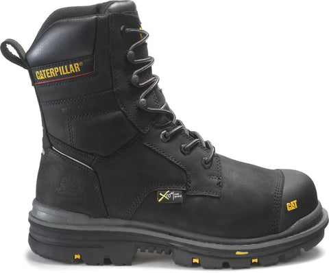 "CAT Work Boots - Rasp 8"" Waterproof CSA Boot"