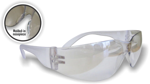 Workhorse Protective Eyewear - Clear Lens