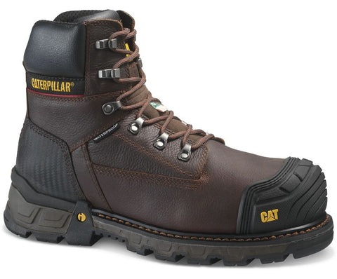 "CAT Work Boots - Excavator XL Waterproof 6"" Boot"