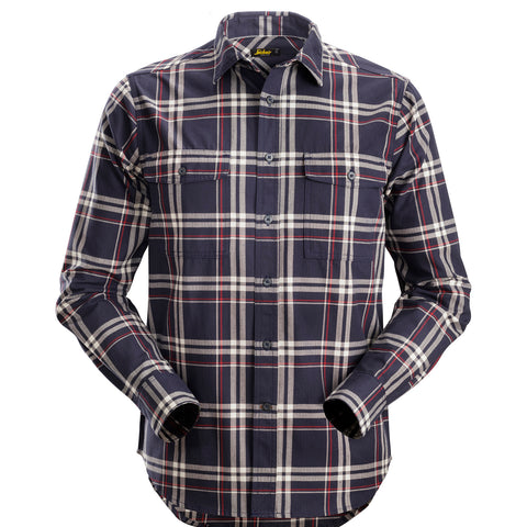 Snickers Workwear 8502 RuffWork - Flannel Long Sleeve