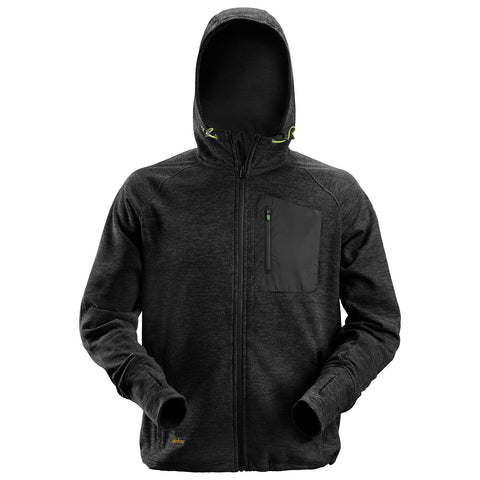 Snickers Workwear 8041 FlexiWork - Fleece Hoodie