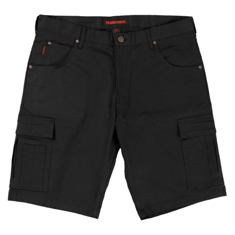 Tough Duck Flex Twill Cargo Short