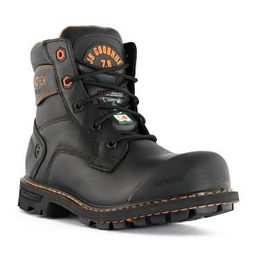 JB Goodhue Sentinel7 6-INCH WORK BOOT