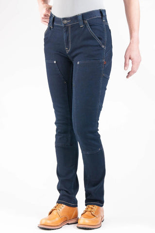 Dovetail Workwear - Maven Slim Indigo Denim