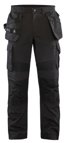 Blaklader Rip Stop Pants With Utility Pockets