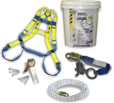Workhorse Roofer's Fall Protection Kit