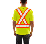Tingley - Job Sight Hi-Vis T-Shirt With Pocket *BUNDLE OF 2*