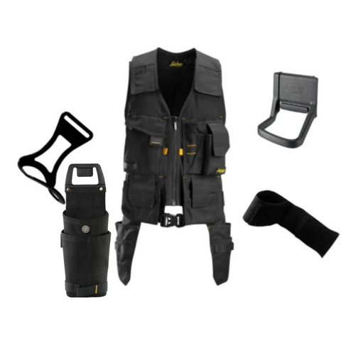 Snickers Workwear AllroundWork - Tool Vest Bundle