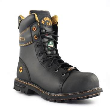 JB Goodhue Tanker7 8-INCH WORK BOOT