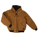 Tough Duck Hooded Bomber Jacket