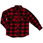 Tough Duck Buffalo Flannel Shirt