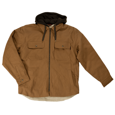 Tough Duck Sherpa Lined Jacket