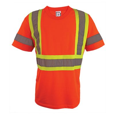 Coolworks Workwear Short Sleeve Hi-Vis T-Shirt *BUNDLE OF 2*