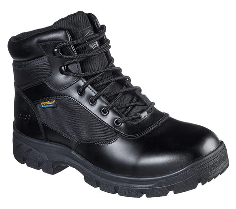 Skechers Work - Wascana Benen Waterproof Boot