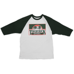 Tough Duck Classic Throwback Baseball T-Shirt