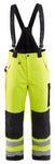 Blaklader Hi-Vis Lined Winter Shell Pants