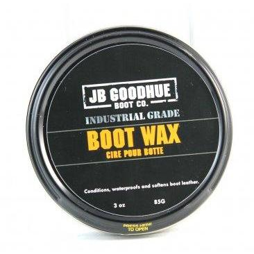 JB Goodhue Boot Wax