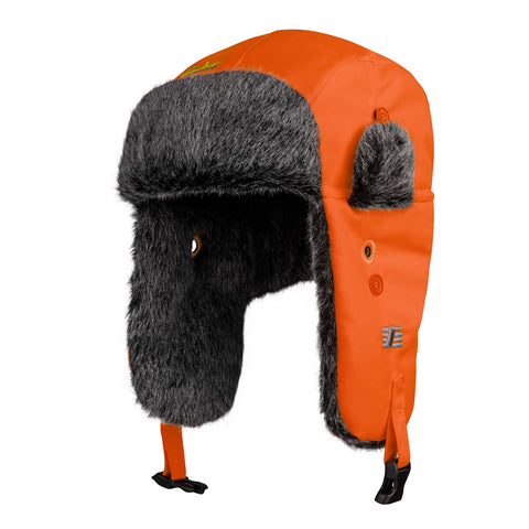 Snickers Workwear 9029 Ruffwork - High Vis Heater Hat
