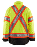 Blaklader Hi-Vis Heavy Duty Winter Jacket