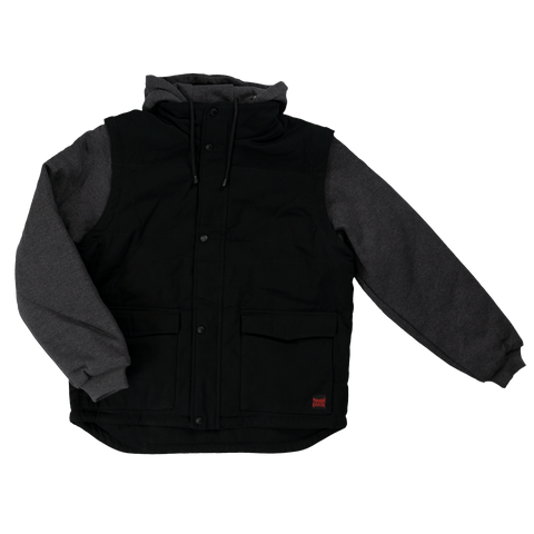 Tough Duck Zip-Off Sleeve Jacket