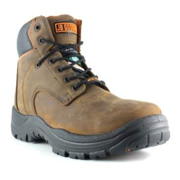 JB Goodhue Thunder 6-INCH WORK BOOT