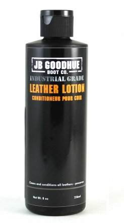 JB Goodhue Leather Lotion