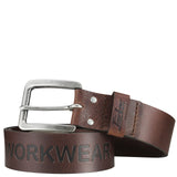 Snickers Workwear 9034 Leather Belt