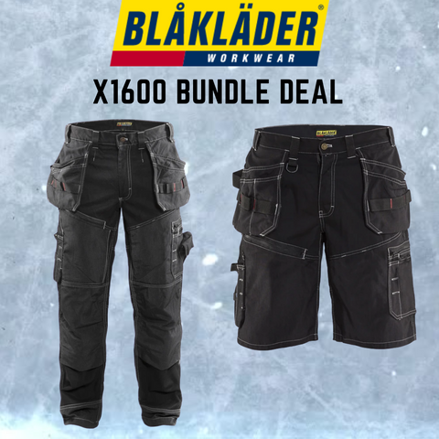Blaklader X1600 Craftsman Bundle
