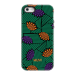 Aro Flower Tough Phone Case