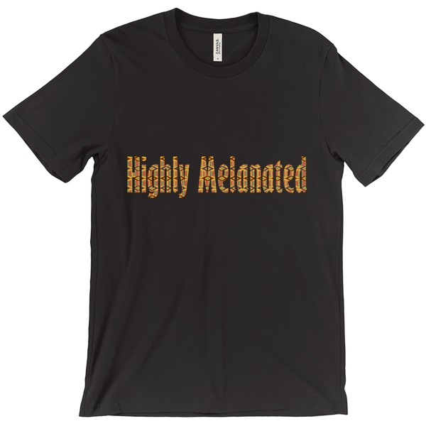 Highly Melanated Unisex T-shirt