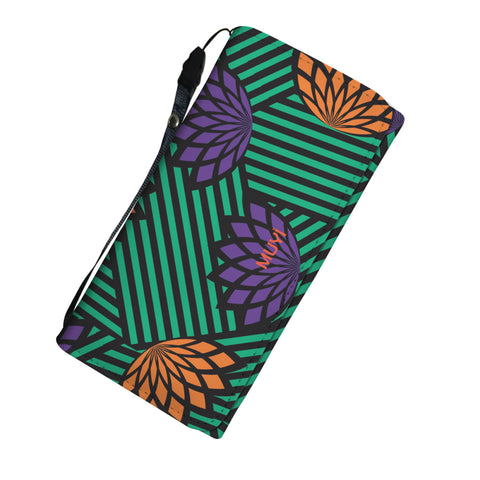 Aro Flower Women's Wallet