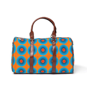 Simi Blue Travel Bag