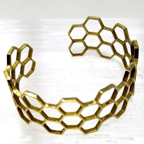 Bee Hives ~ by Alula Boutik (Brass) - alter8.com