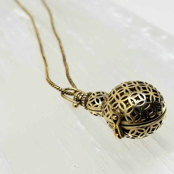 Flower of Life Bell ~ by Alula Boutik - alter8.com