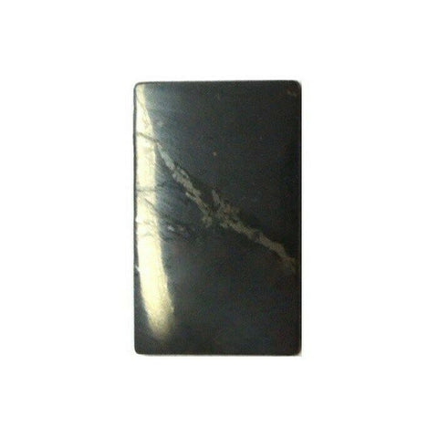 Shungite Cell Phone Stickers Rectangular - alter8.com